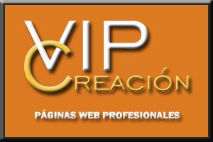 WEB CREACION VIP
