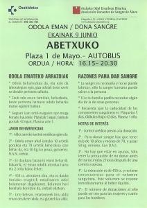 COLECTA JUNIO-2015 ABETXUKO-donantes-de-sangre-alava-vitoriaenunclic