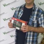 Jose de Agranel-Pisura ganador de una tablet