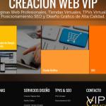 web creación vip