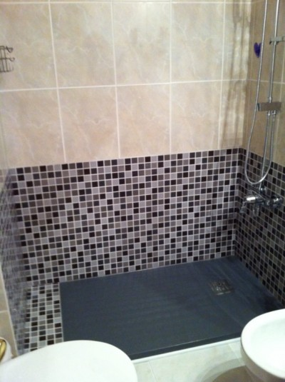 Cambio de ba era por ducha en vitoria vitoriaenunclic - Precio cambiar banera por ducha ...