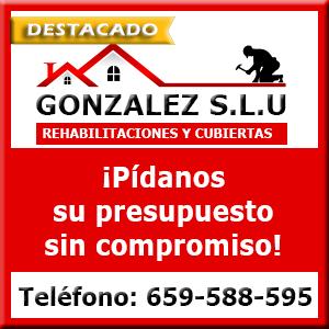 CUBIERTAS GONZALEZ S.L.U VITORIA